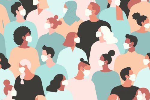 Social Distance Masks